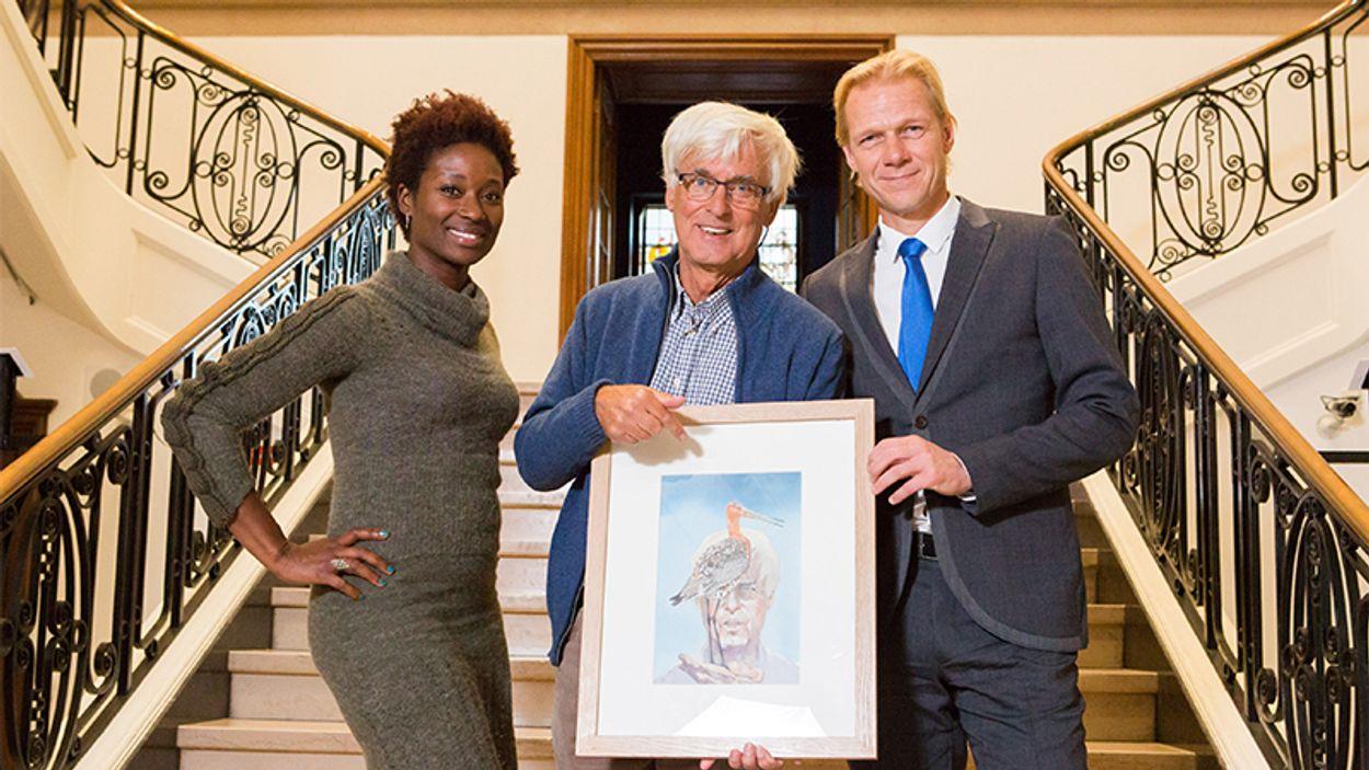 Afbeelding van 'De grutto' wint Jan Wolkers Prijs 2016