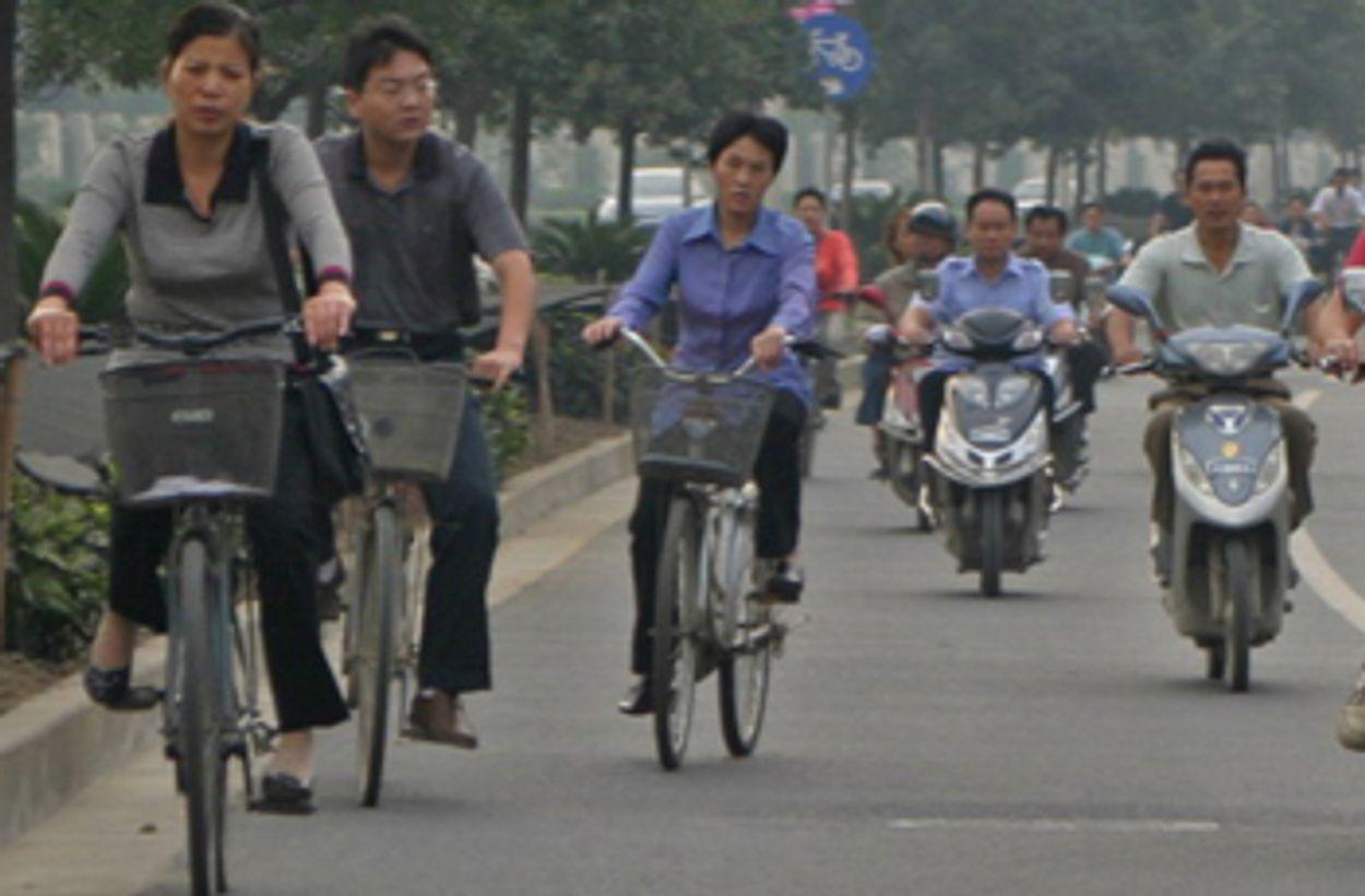 Afbeelding van China grotere rol in duurzame energie