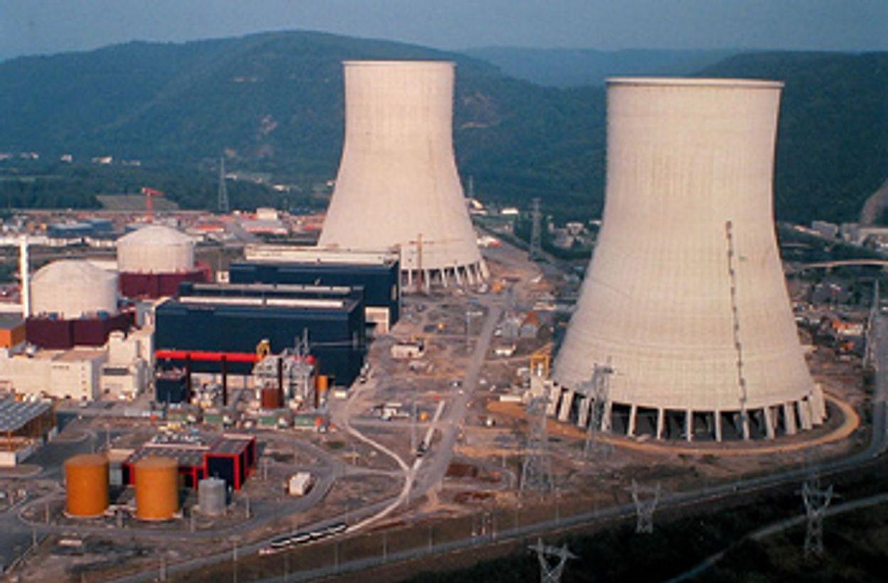 Afbeelding van Europarlement niet eens over veiligheid kerncentrales