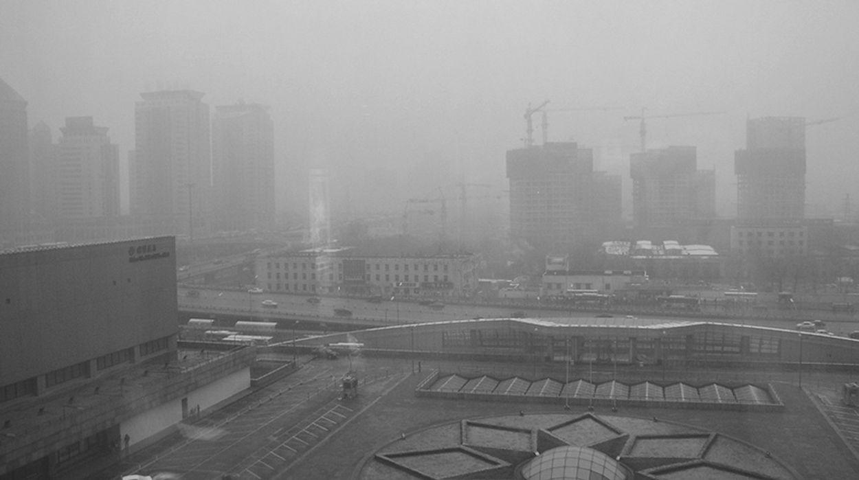 Afbeelding van 7 miljoen doden door vervuilde lucht