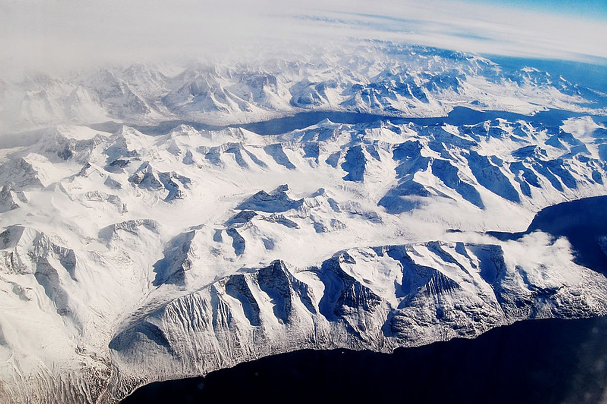 Afbeelding van Noordpool warmt veel sneller op