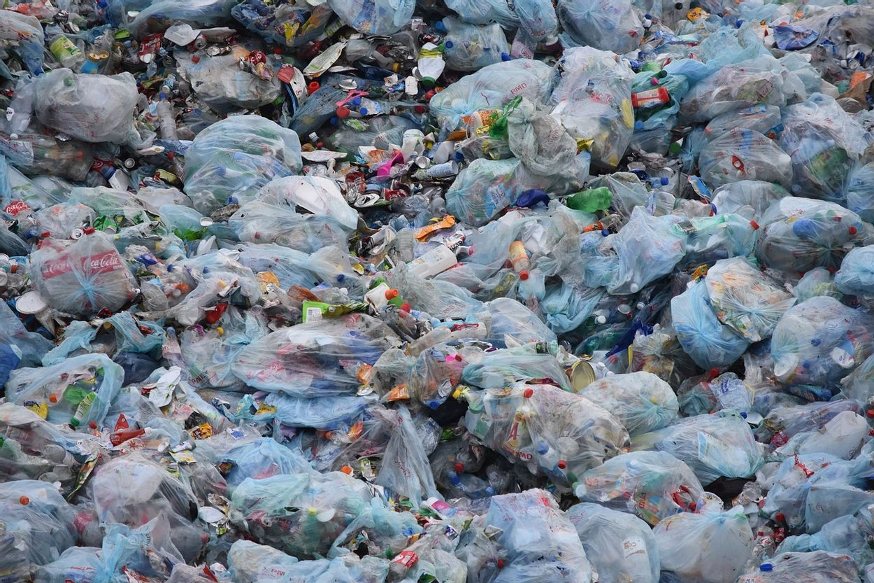 Afbeelding van China start 'ambitieus stappenplan' tegen plastic