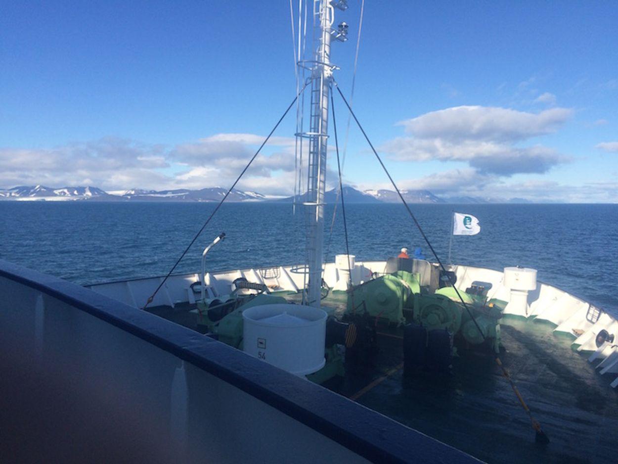 Afbeelding van Reis naar Spitsbergen