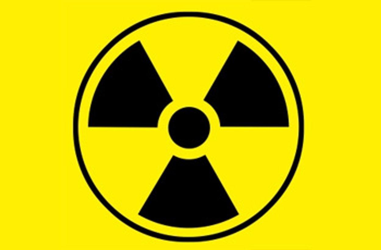 Afbeelding van Radioactieve stof vrij bij bedrijf Beverwijk