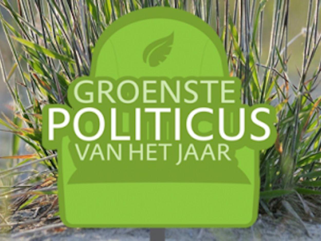 Afbeelding van Wie is de groenste politicus?