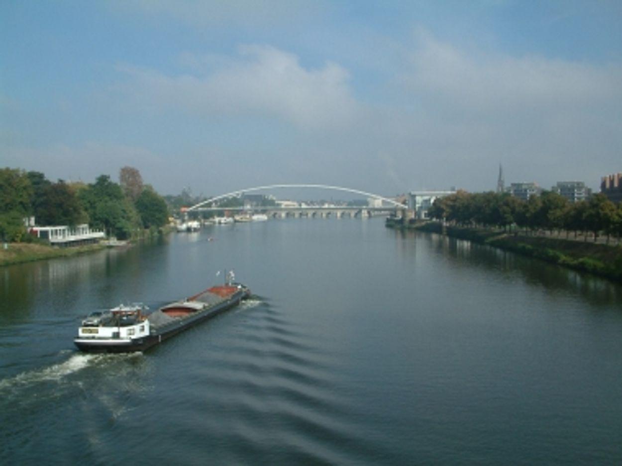 Afbeelding van Kopzorgen door hoogwaterstanden Rijn en Maas