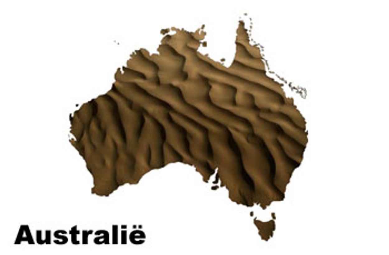 Afbeelding van Droogte in Australië is 'normaal'
