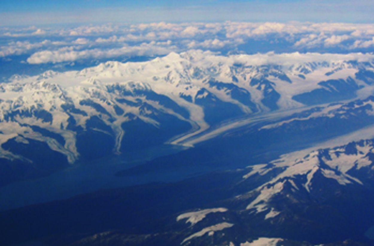 Afbeelding van Bosbrand Alaska treft toeristenregio
