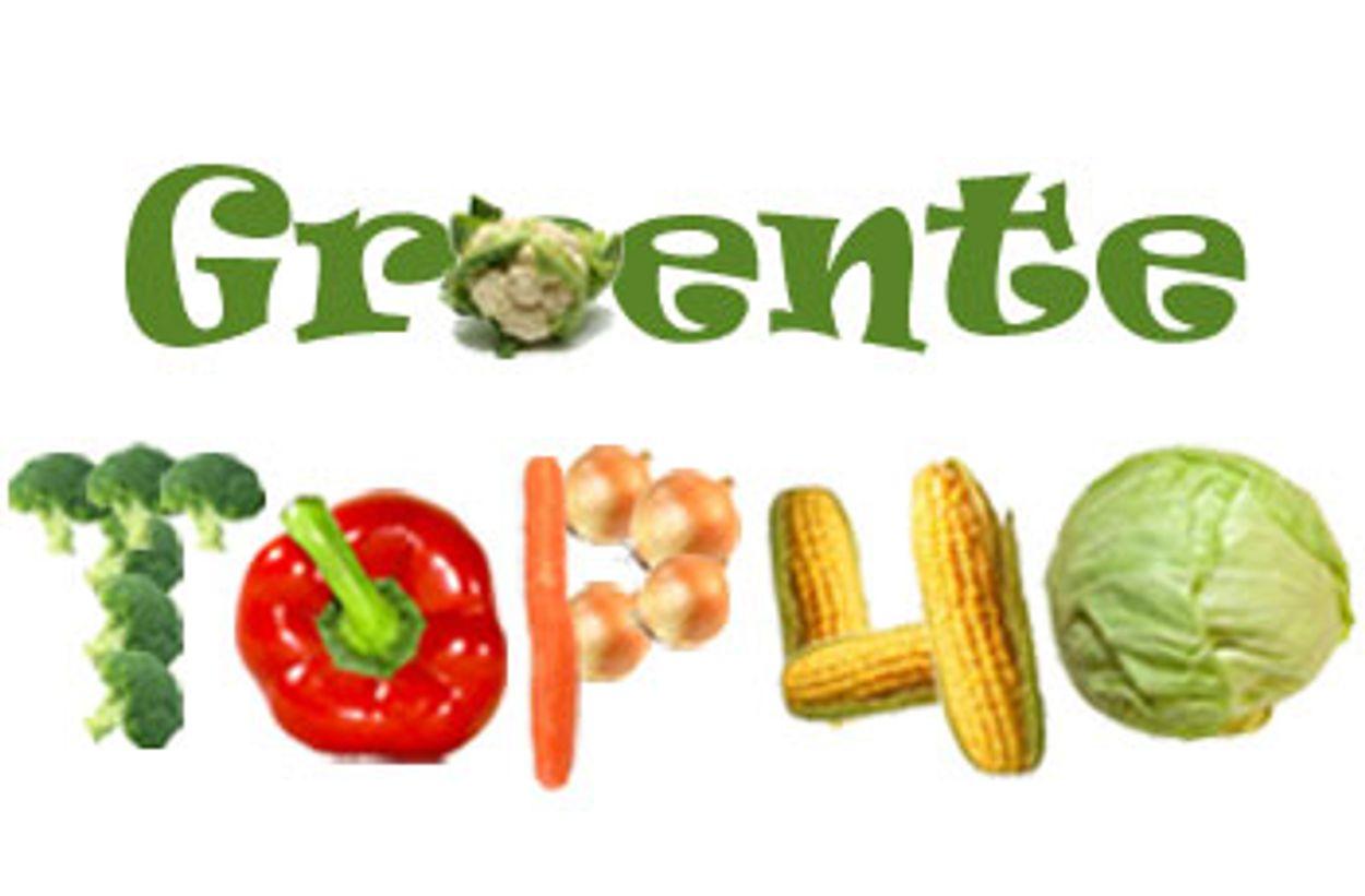 Afbeelding van De Groente Top 40!