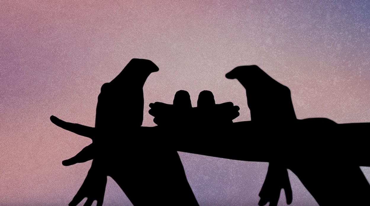 Afbeelding van Single met fluitende vogels in hitparade