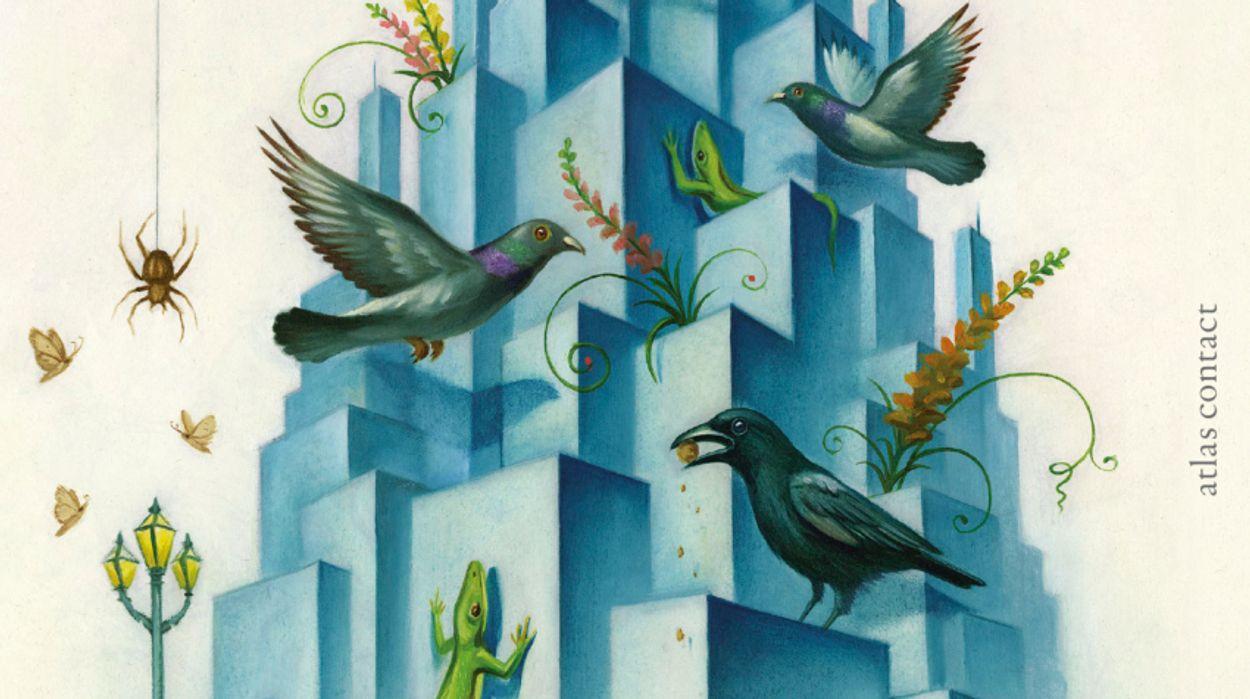 Afbeelding van Genomineerd voor de JWP : Darwin in de stad
