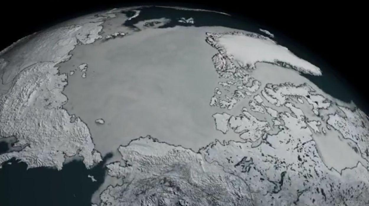 Afbeelding van Shell gaat opnieuw boren op de Noordpool