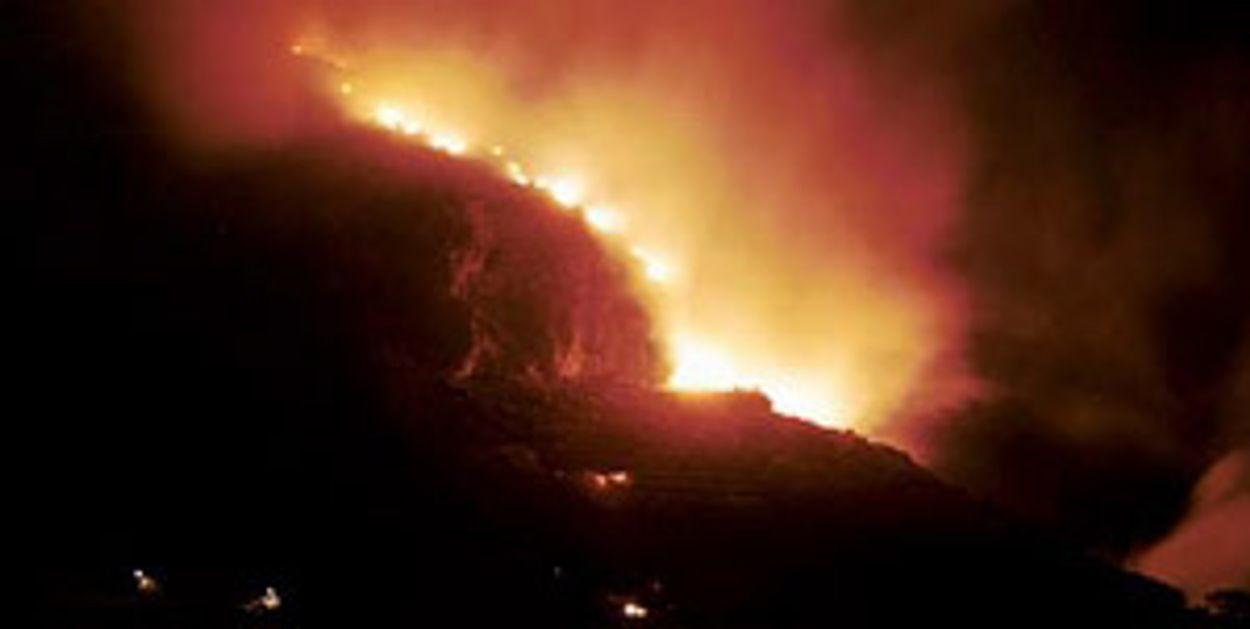 Afbeelding van Grote bosbranden teisteren Australië_26_01_2006