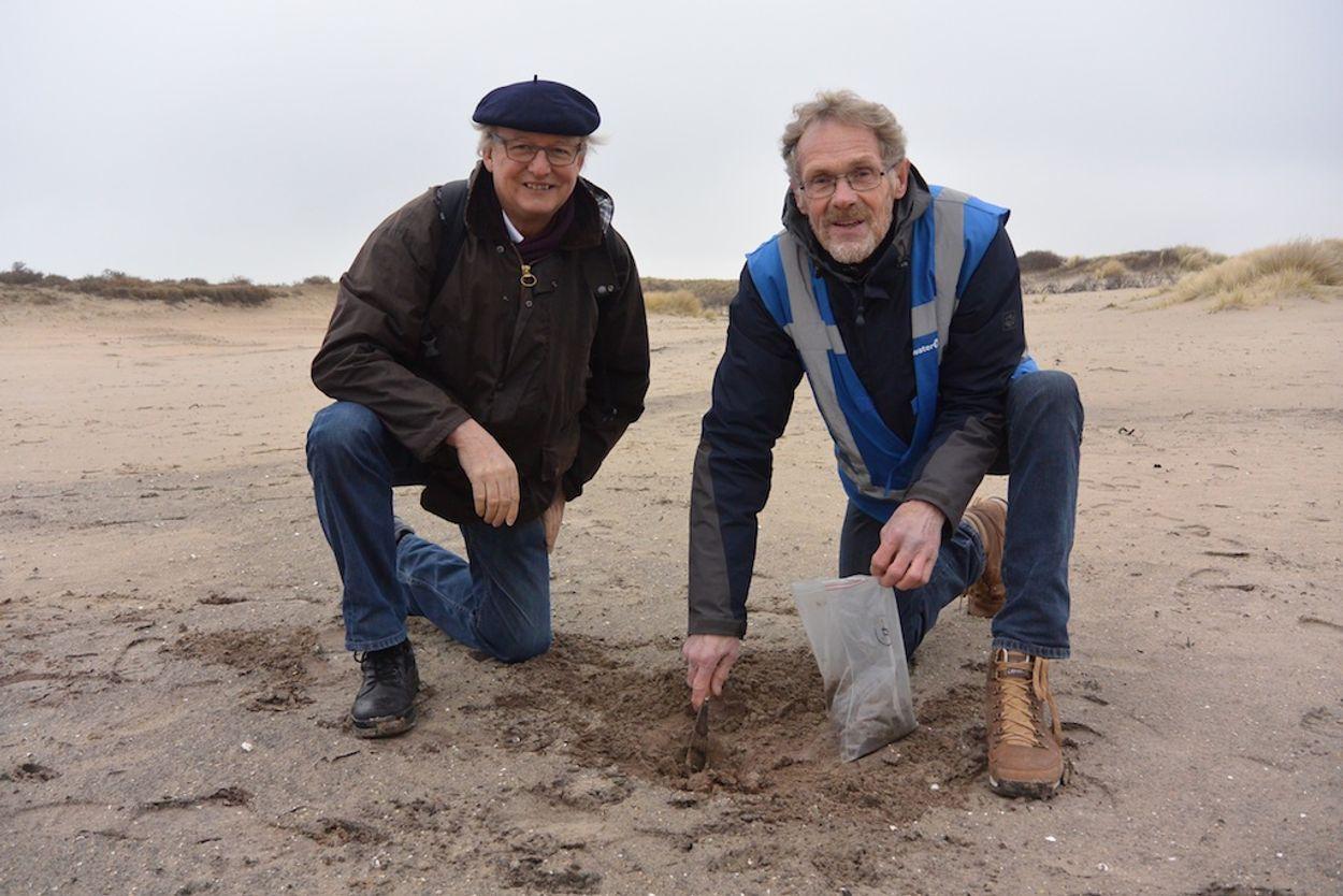 Thijs van Klschoten en Wim Kuijper
