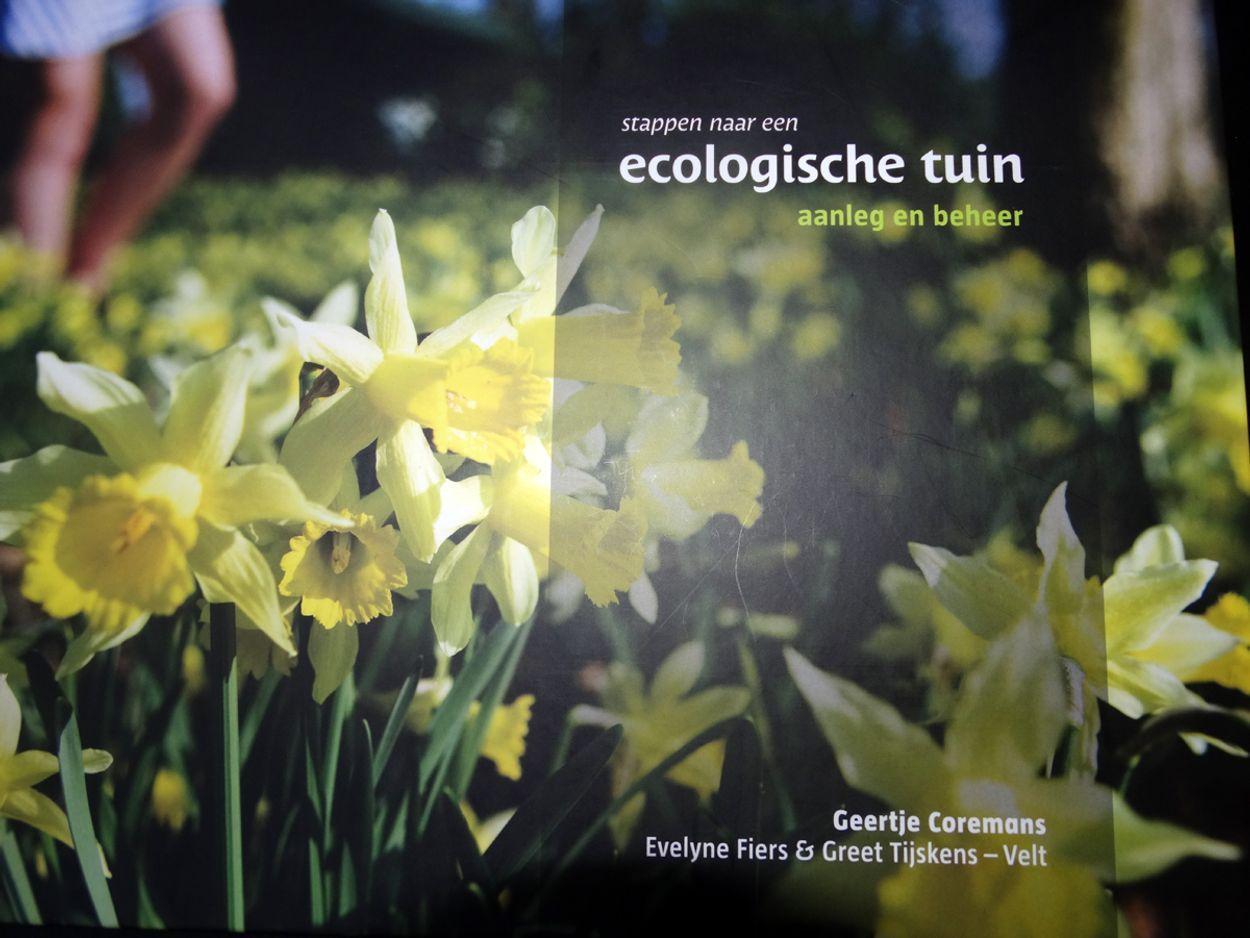 Afbeelding van Carlablog: tuinboek gespot