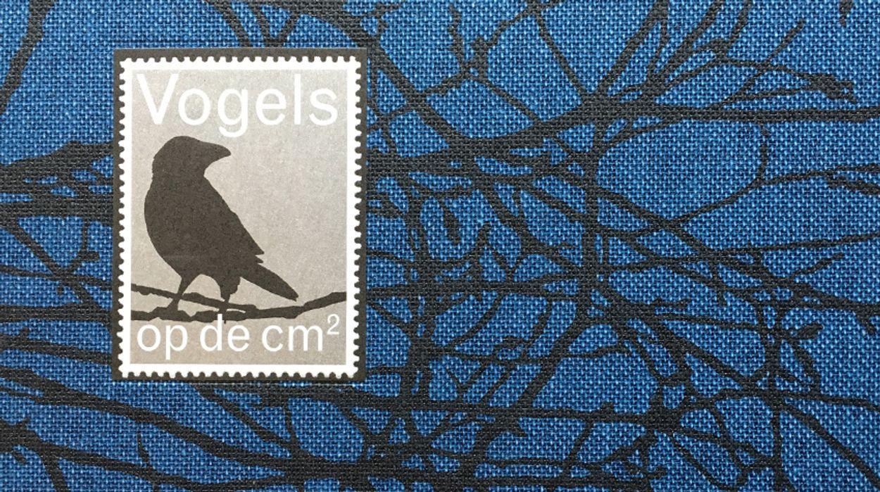 Afbeelding van Kanshebber Jan Wolkers Prijs: Vogels op de cm2