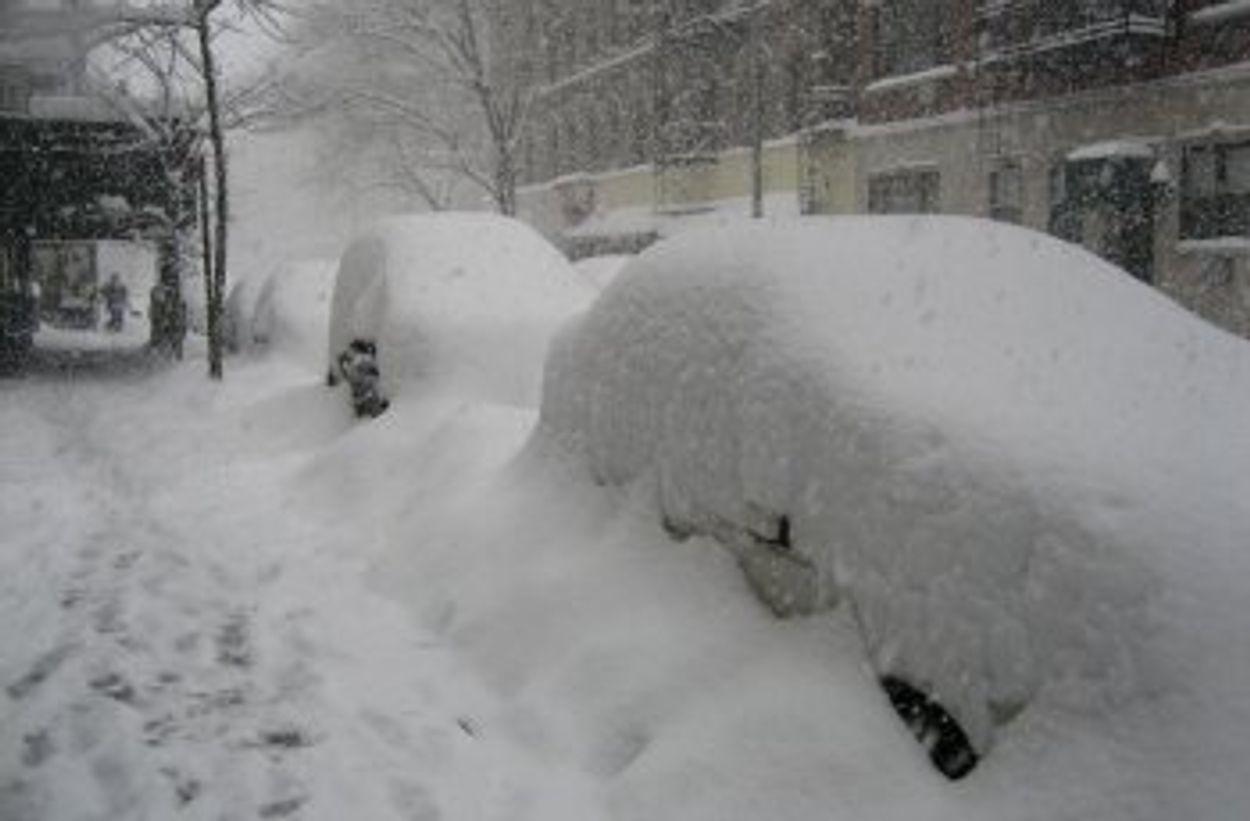 Afbeelding van 'Nog nooit zo kort sneeuw op Groenland'