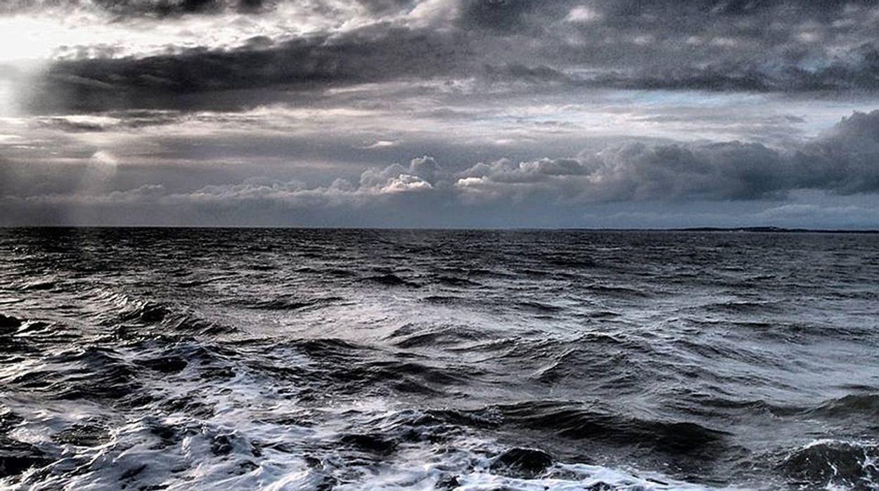 Afbeelding van Zeespiegel Nederlandse kust hoogste ooit