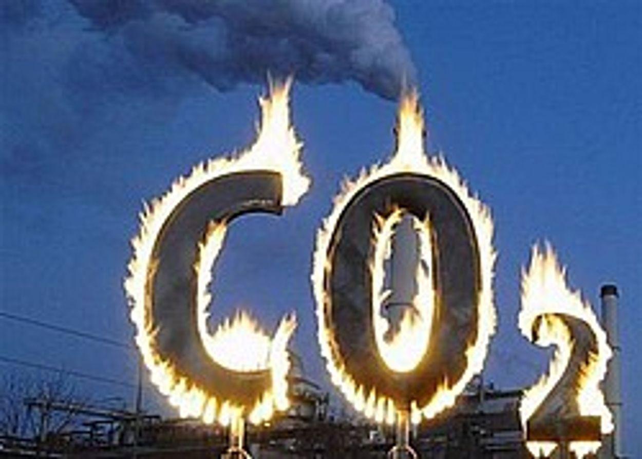 Afbeelding van Klimaatdoelen Parijs onhaalbaar?