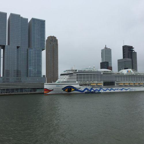 Afbeelding van Vervuilende cruiseschepen