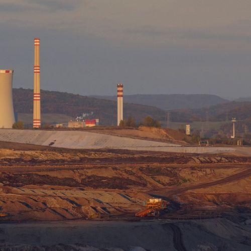 Afbeelding van 'Kolencentrales recyclen voor stoken met biomassa'