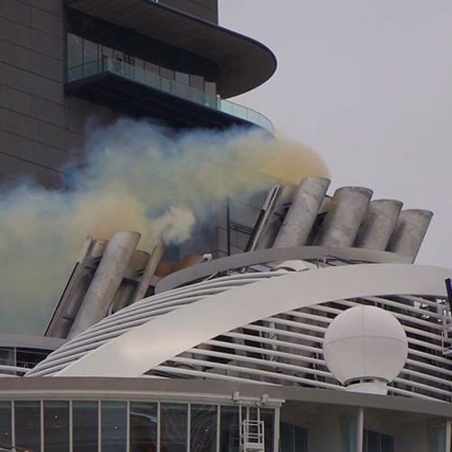 Afbeelding van Aantal cruisevakanties stijgt (en de vervuiling ook)